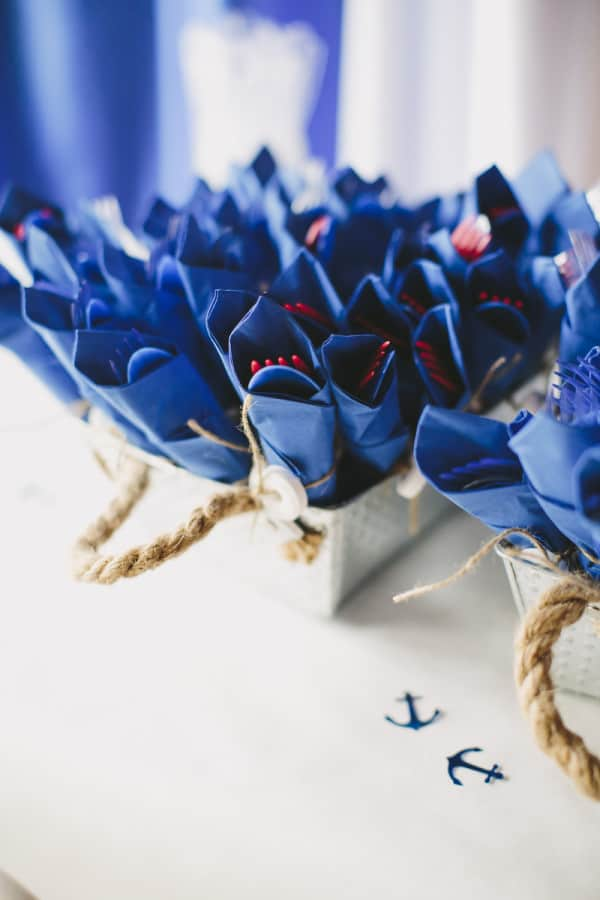 nautical theme fourth of july party
