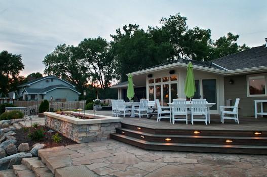 outdoor patio sun valley landscaping