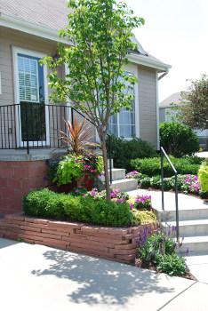 front yard landcapes omaha