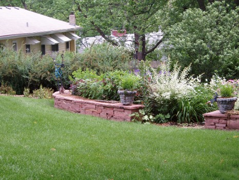 sun valley landscaping retaining walls