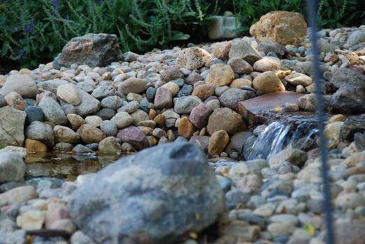 omaha waterfall landscaping