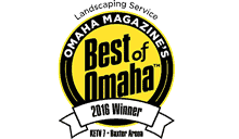 Best of Omaha 2016 Landscaping
