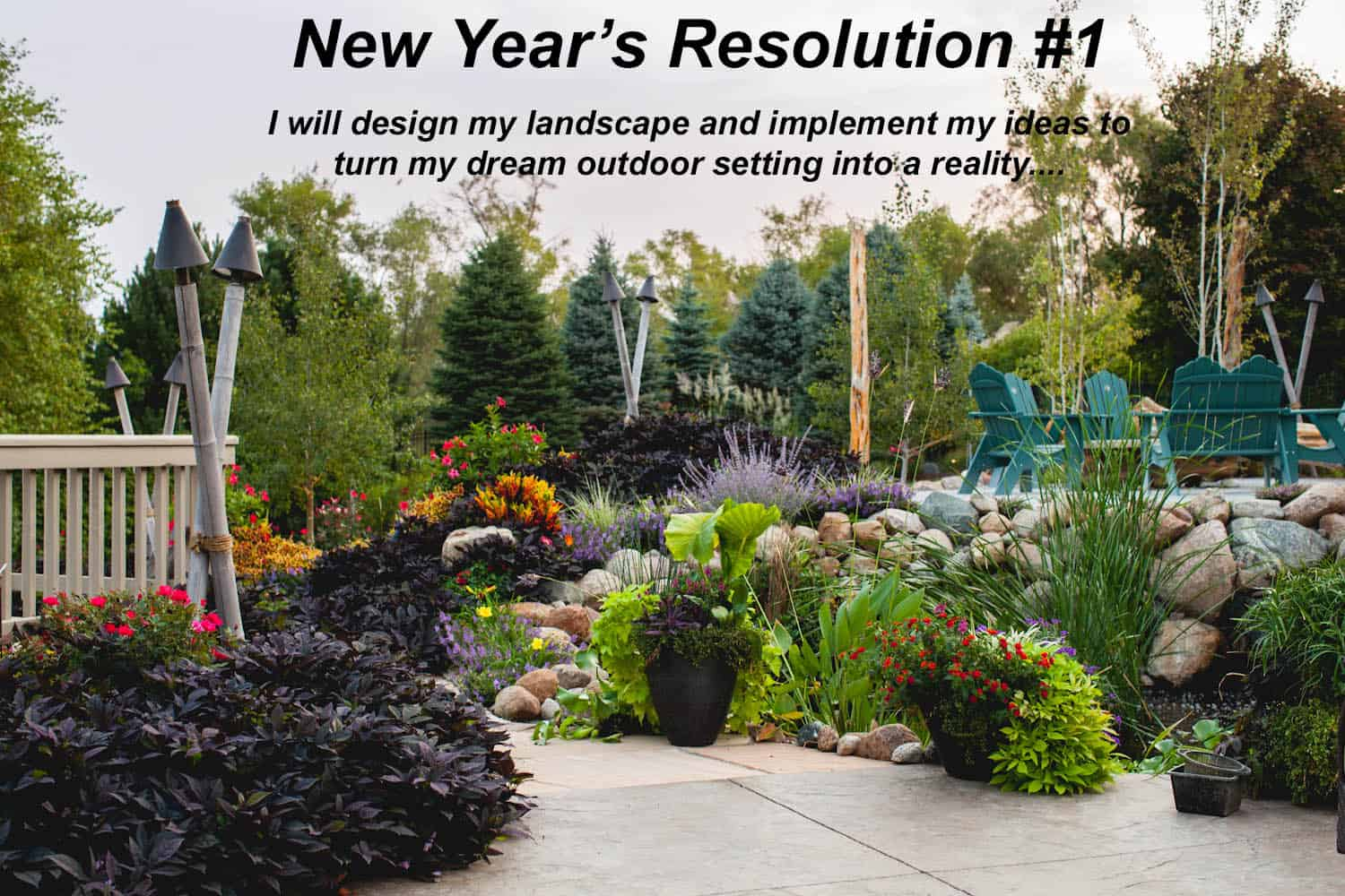 5 New Year S Resolutions For Your Lawn And Landscape