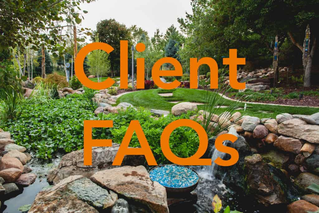 questions from a sun valley client